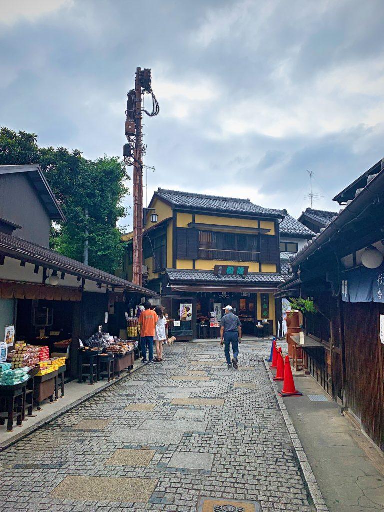 川越観光でジャパンに浸る