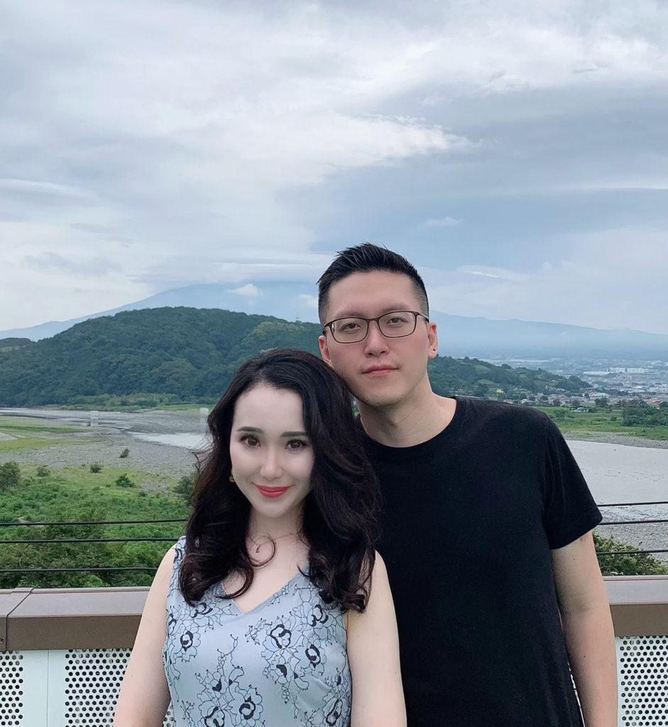 国際結婚、台湾と日本