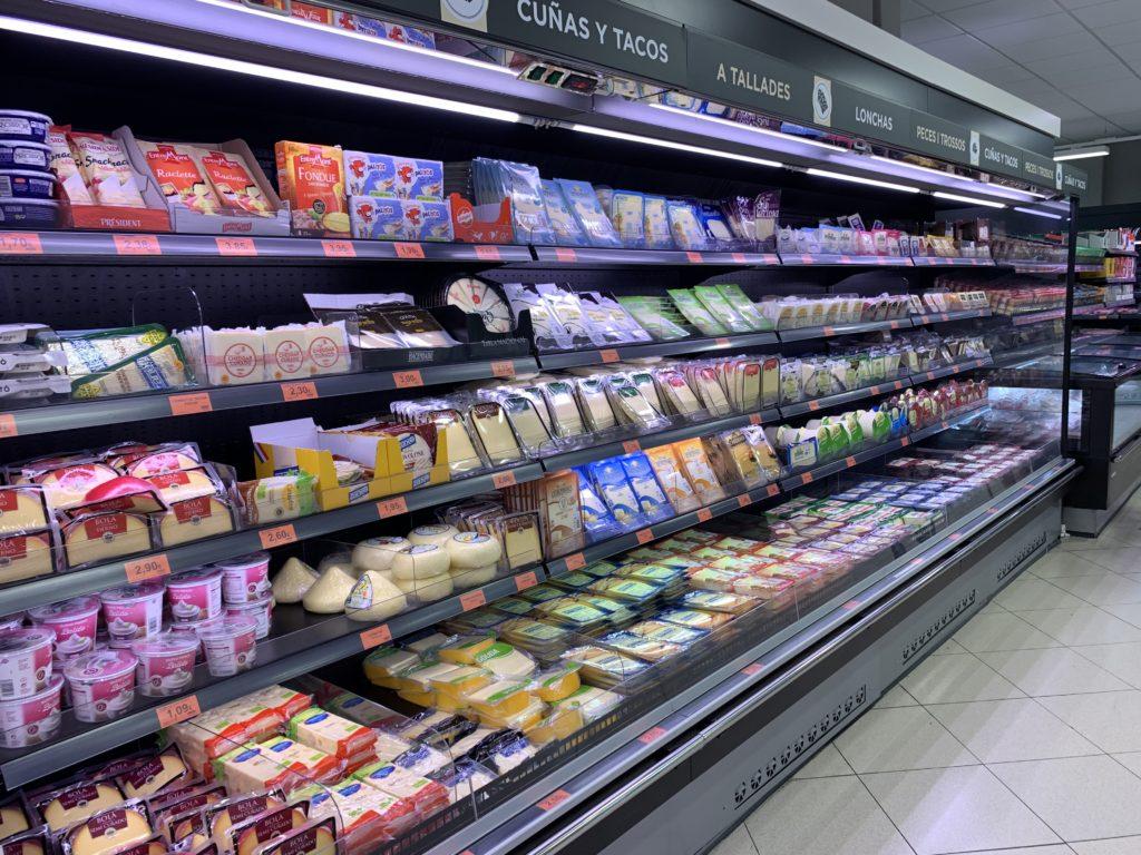 スペインの人気スーパー「メルカドーナ」で買い物