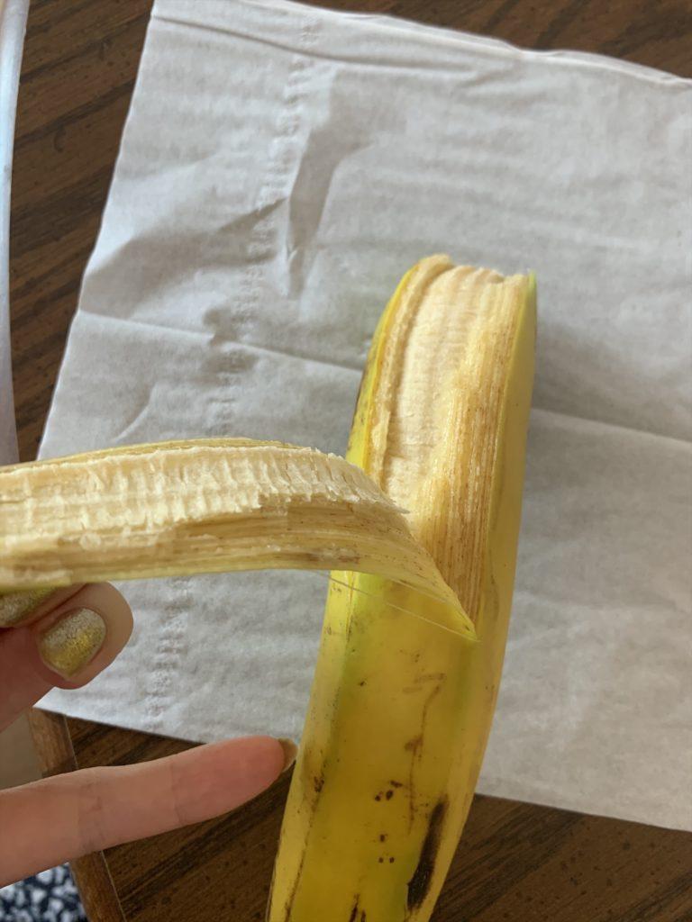 スペインのフルーツ、バナナは一味違う