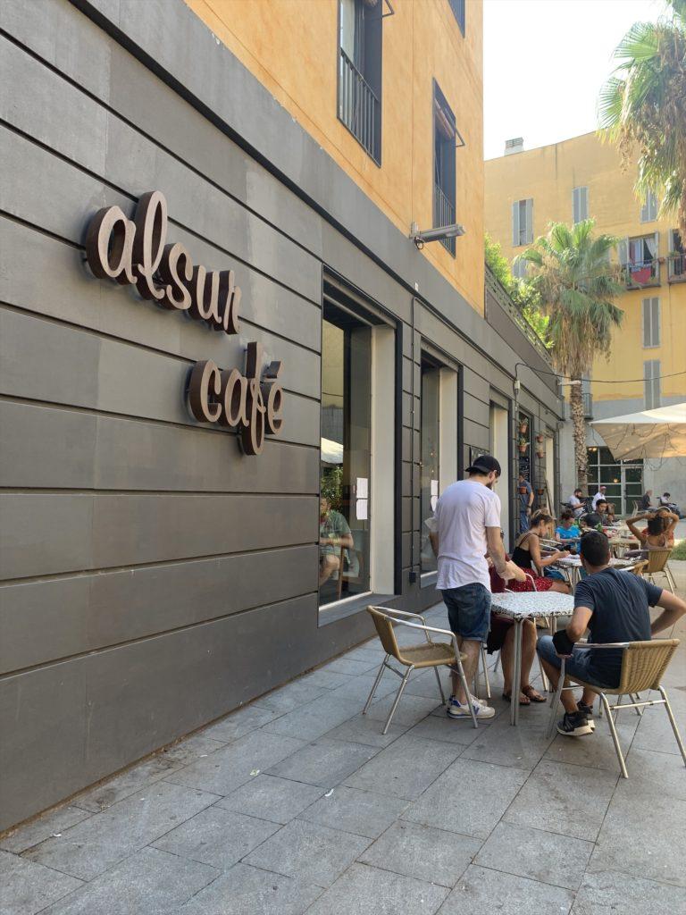 スペインバルセロナのおすすめカフェ
