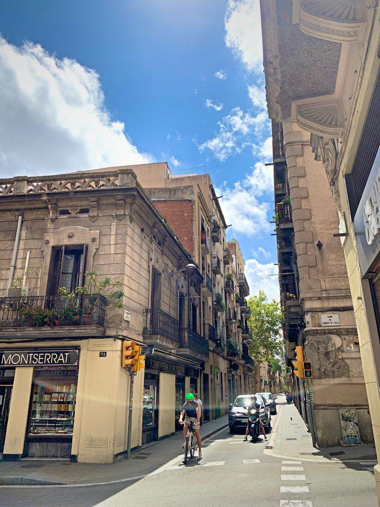 バルセロナの街並み、スペイン在住ブログ