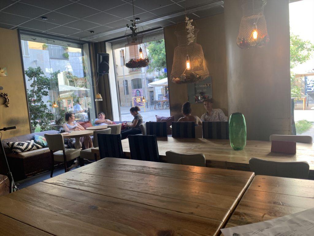 バルセロナのおすすめカフェ
