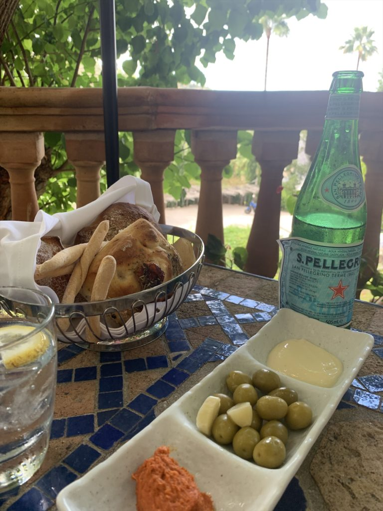 マヨルカ島での記念日ディナーランチにぴったりのレストラン