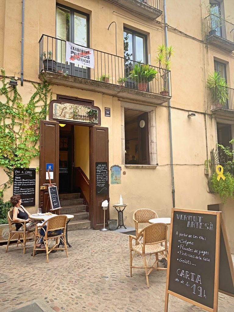 ジローナのおすすめレストラン、ランチ