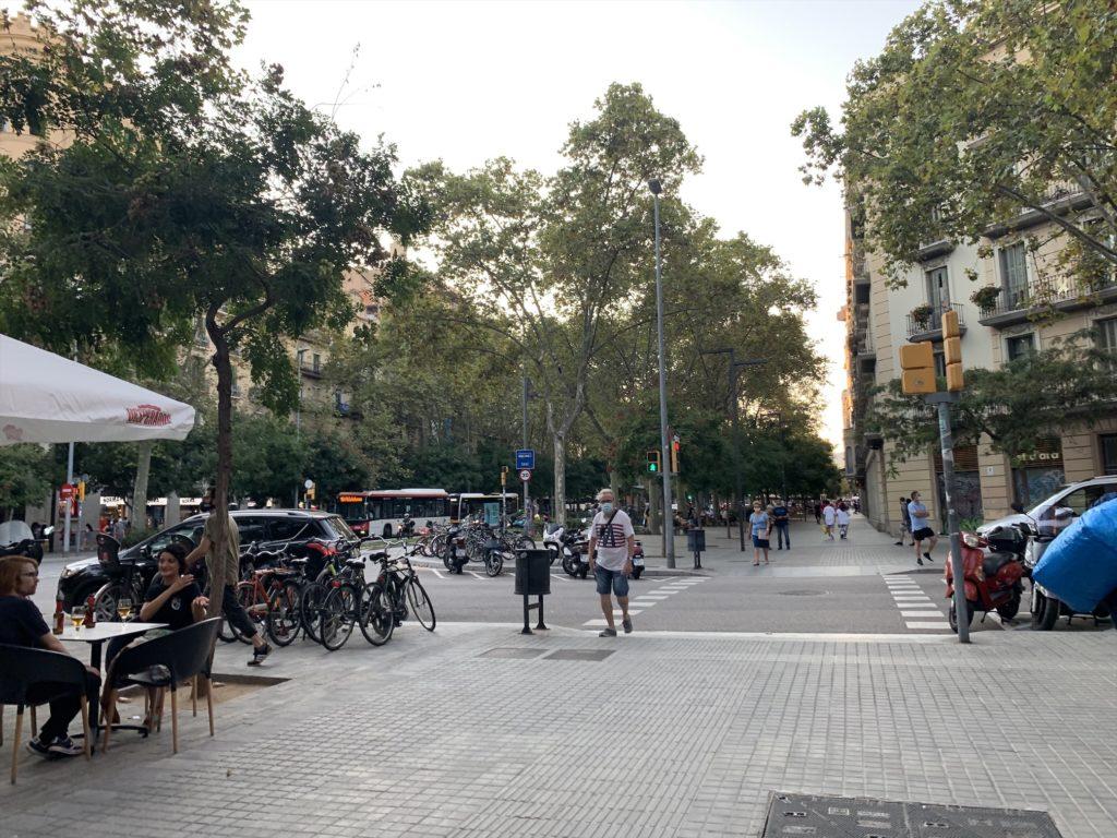 バルセロナのアジアエリア、チャイナタウン
