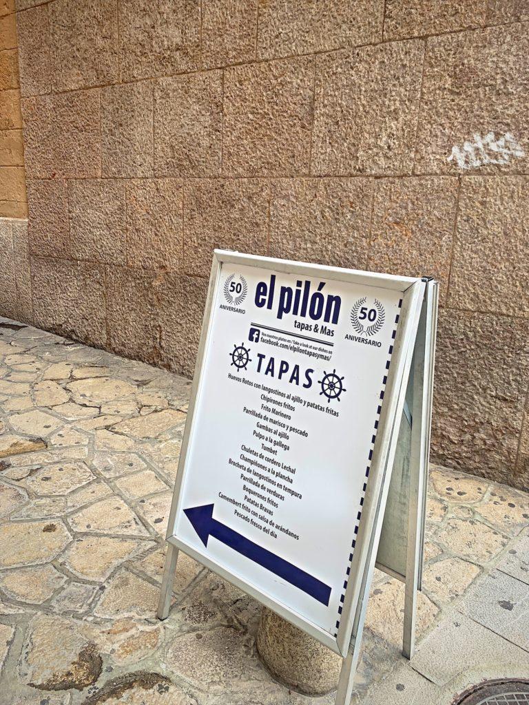 パルマ中心部のおすすめスペインレストラン