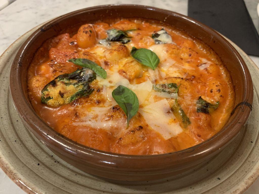 バルセロナの美味しいイタリアンレストラン