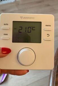 スペインのヒーター事情ブログ