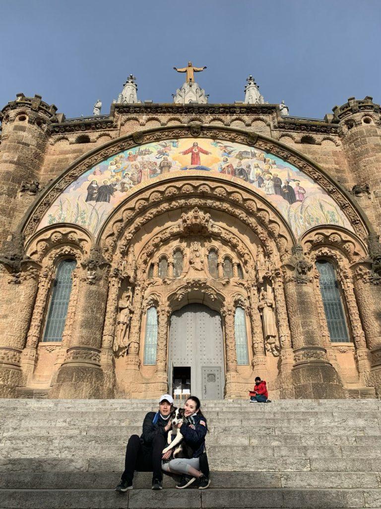 バルセロナ観光スポット、ティビダボへ
