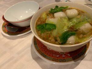スペインバルセロナの台湾料理レストラン