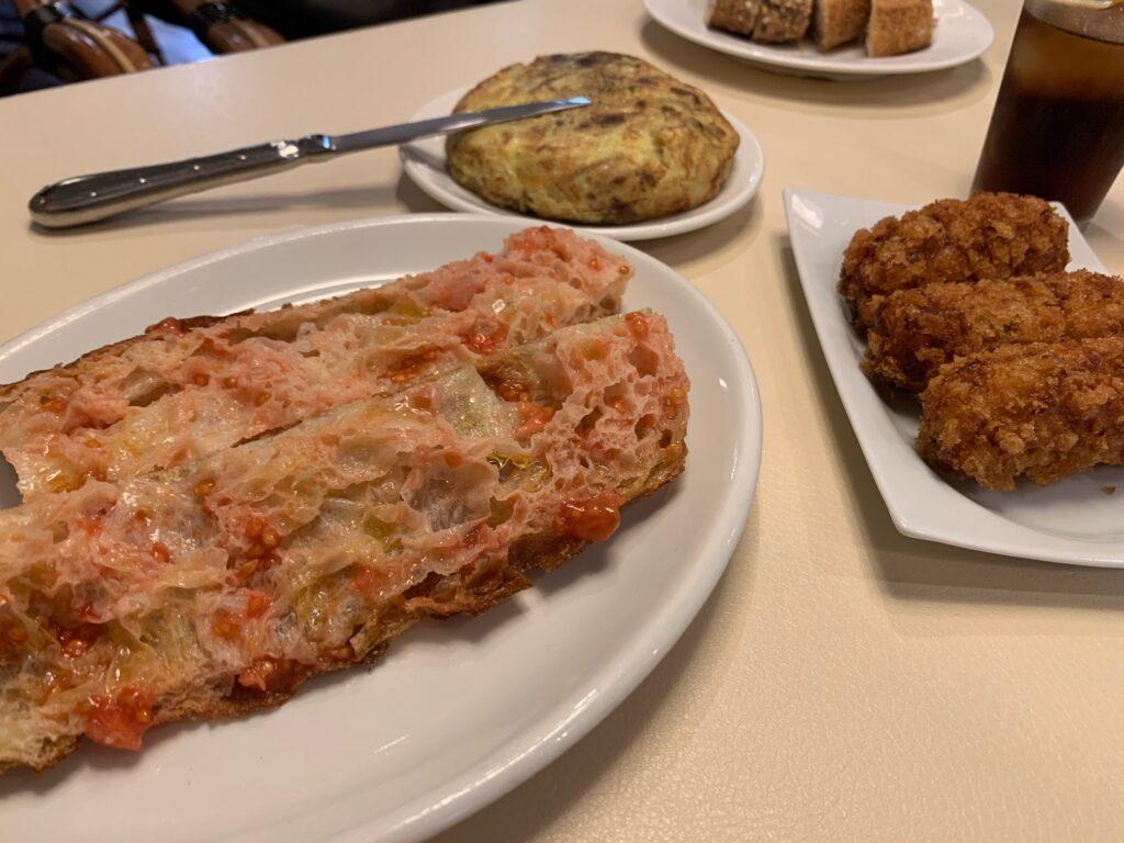 バルセロナの絶品スペイン料理レストラン「Vivanda」