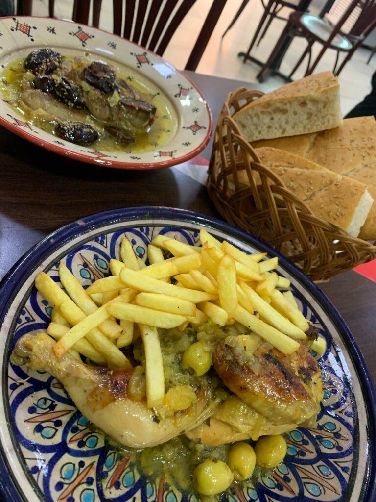 バルセロナの本格モロッコ料理レストラン