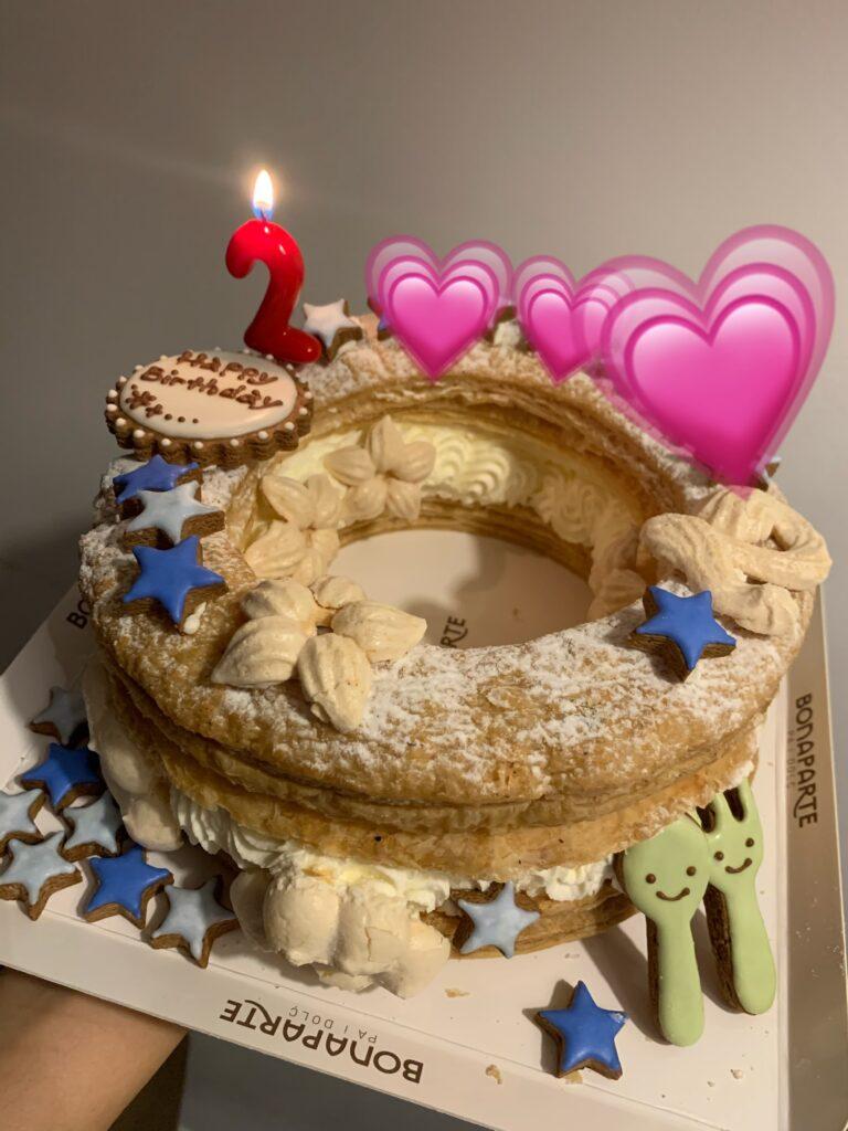 スペインは自分で誕生日会を主催する!