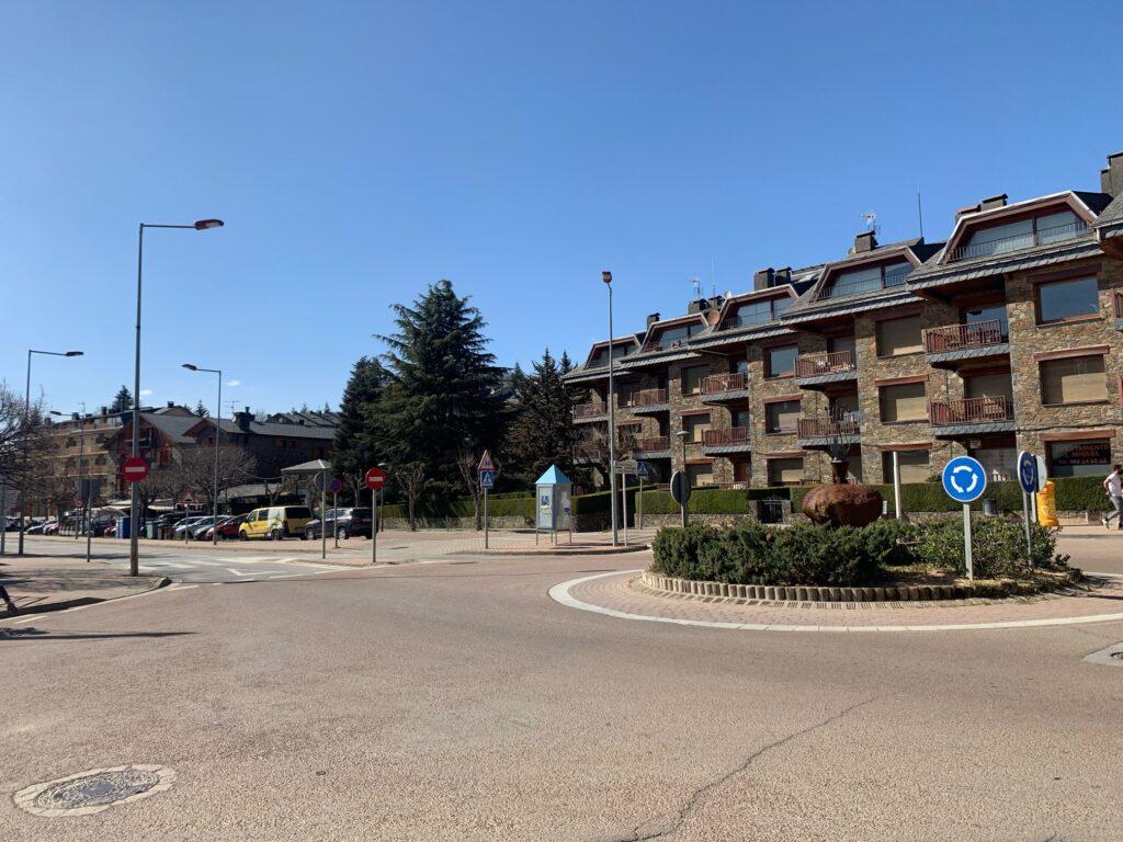 フランスの中にある不思議なスペインの街リビア