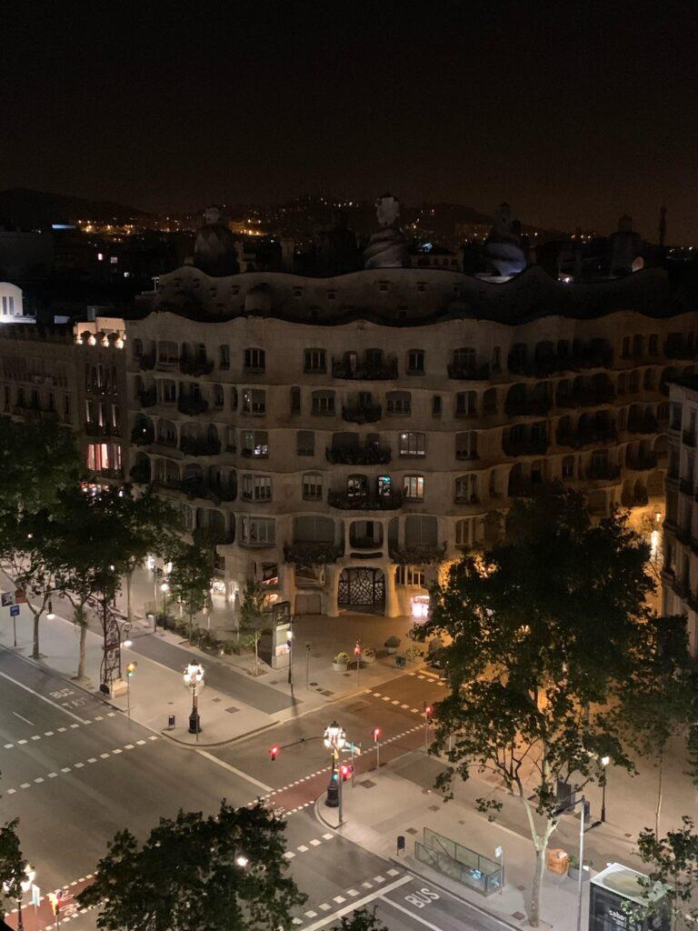 Suites Avenue Barcelonaでお泊まり