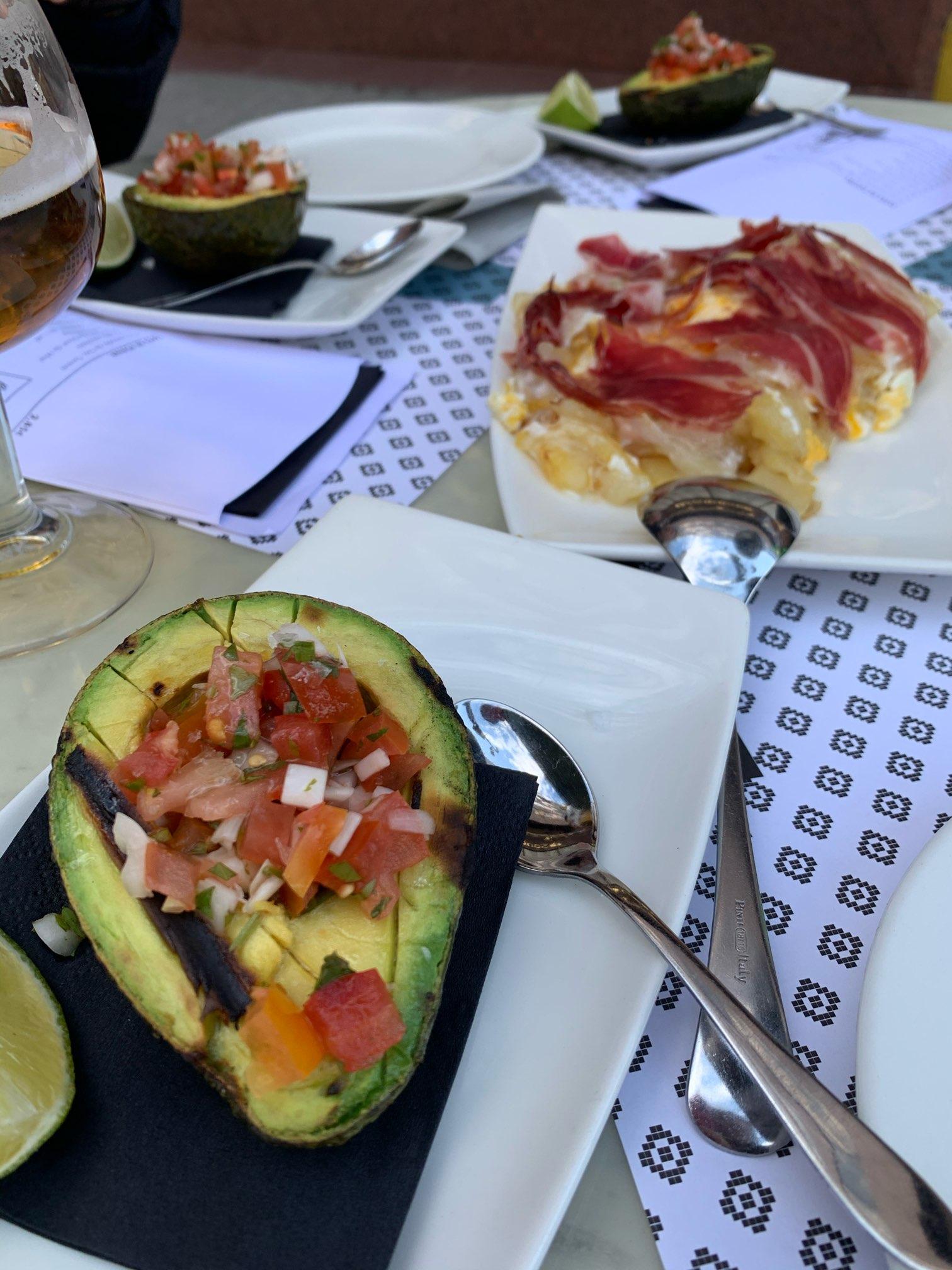 バルセロナの美味しいチェーンレストラン