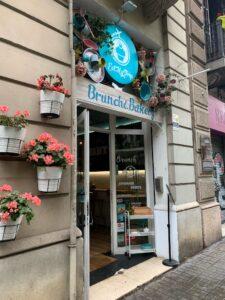 EatMyTrip Brunch & Bakeryバルセロナのカフェ