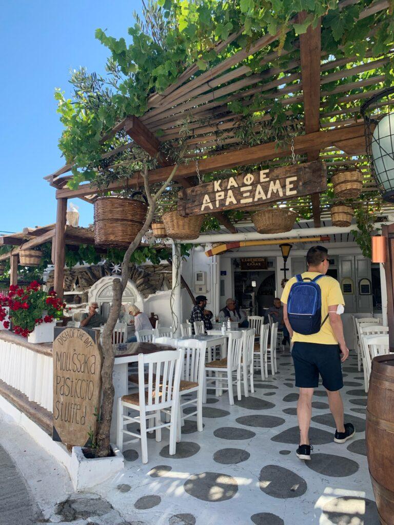 日台夫婦のギリシャ、ミコノス島旅行記