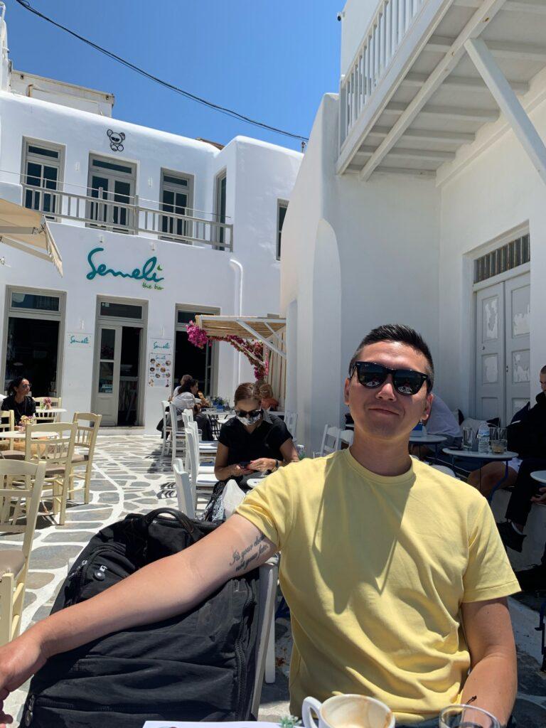 日台夫婦のギリシャミコノス島旅行ブログ