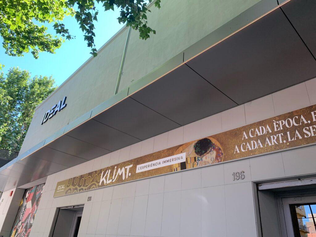 クリムト展IN バルセロナ