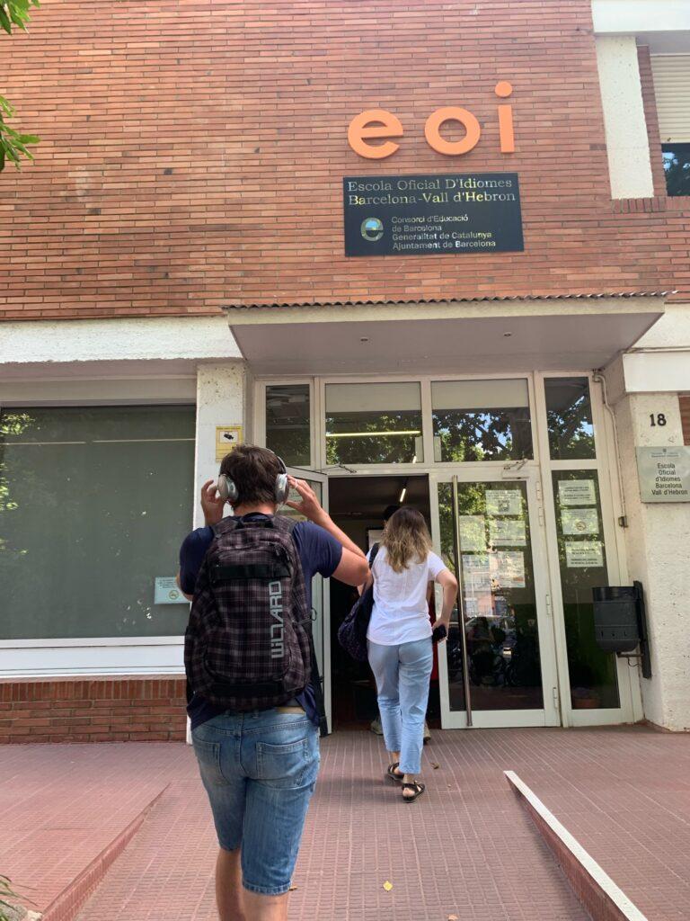 スペインの語学学校EOIの夏期講習体験ブログ