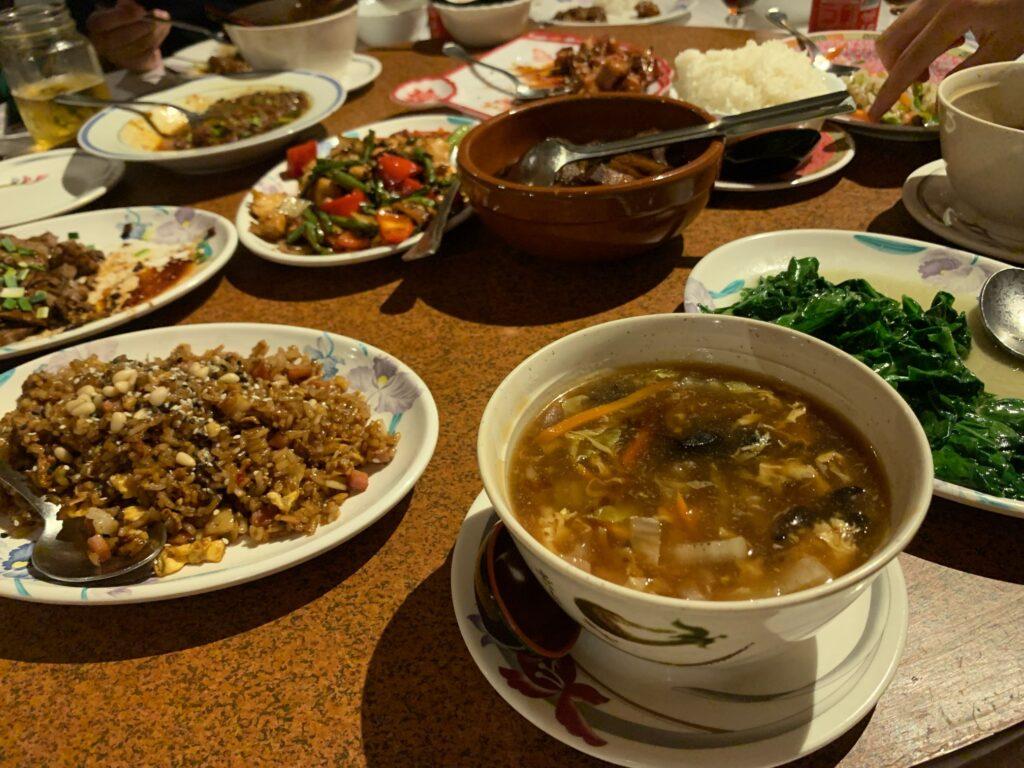 バルセロナの台湾料理やさん