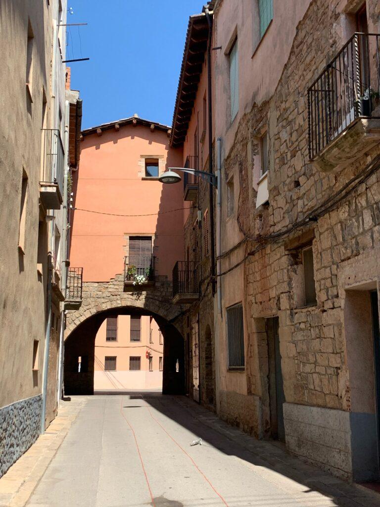 バルセロナ郊外へ週末旅行