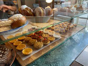 バルセロナで美味しいエッグタルト、ポルトガル菓子やさん