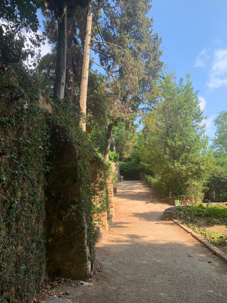 バルセロナの穴場観光スポット「オルタ公園」