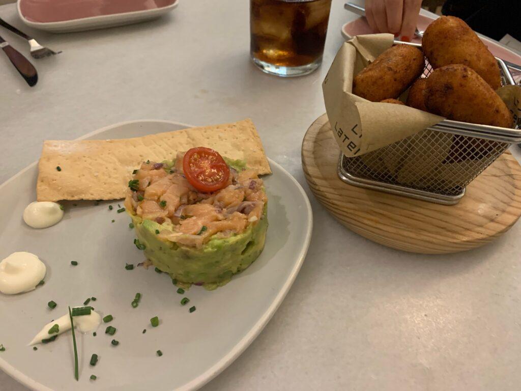 バルセロナの美味しいスペインレストラン
